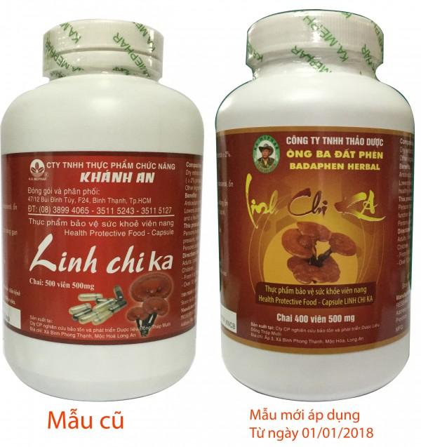 LINH CHI KA