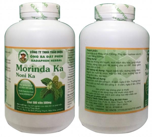 MORINDA KA - NONI KA