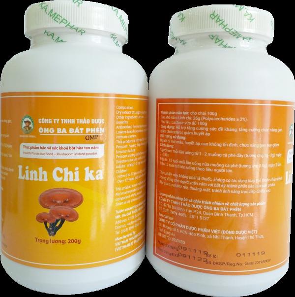 LINH CHI KA  BỘT 200G